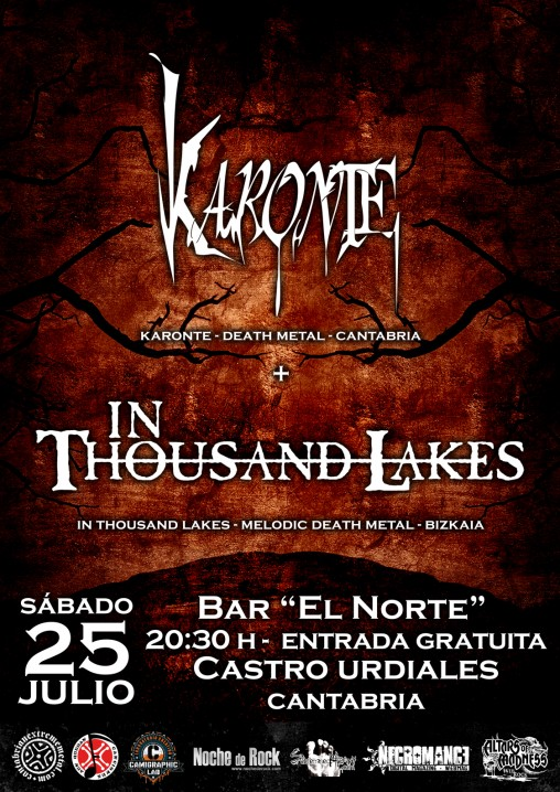 KARONTE + IN THOUSAND LAKES